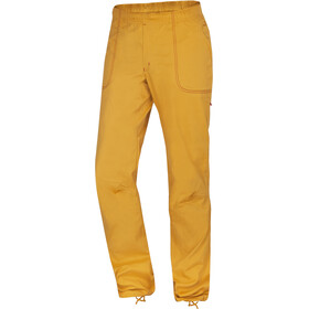Ocun Jaws Broek Heren, golden yellow